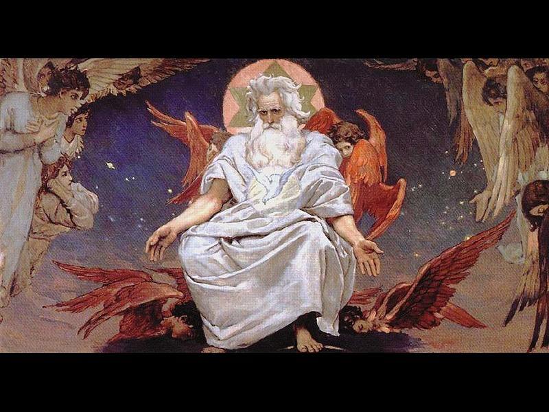 Как според американците изглежда Бог?