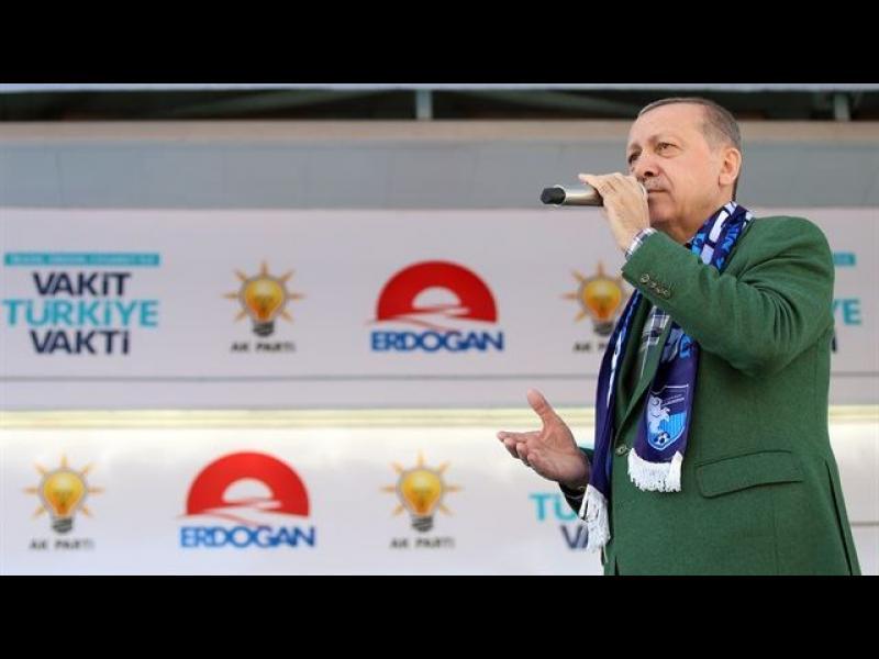 Ердоган: Да забием последния пирон в ковчега на стара Турция