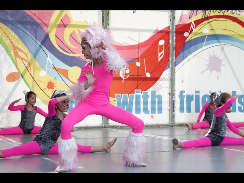 Международен танцов фестивал събира над 400 участници в Кранево