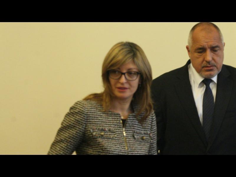 Екатерина Захариева: БСП отклоняват вниманието от успеха на председателството - картинка 1