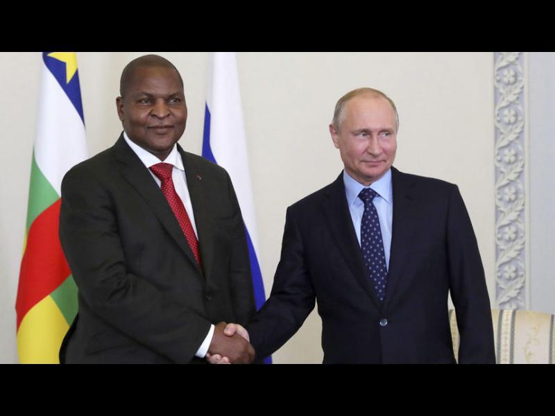 """Как руснаци от """"частна армия"""" се озоваха в сърцето на Африка"""