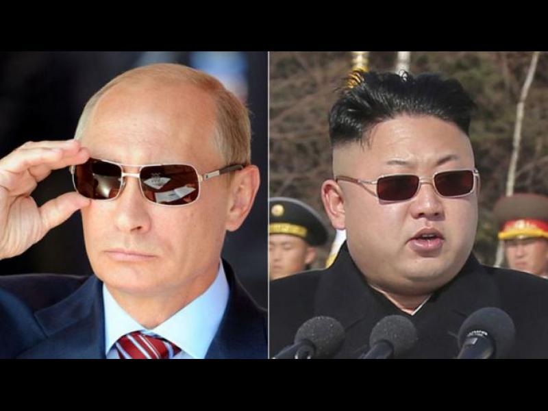 Путин кани  Ким Чен Ун в Русия през септември