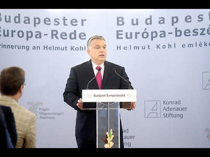 Орбан към ЕНП: Лесно е да основа антиимигрантска европейска партия