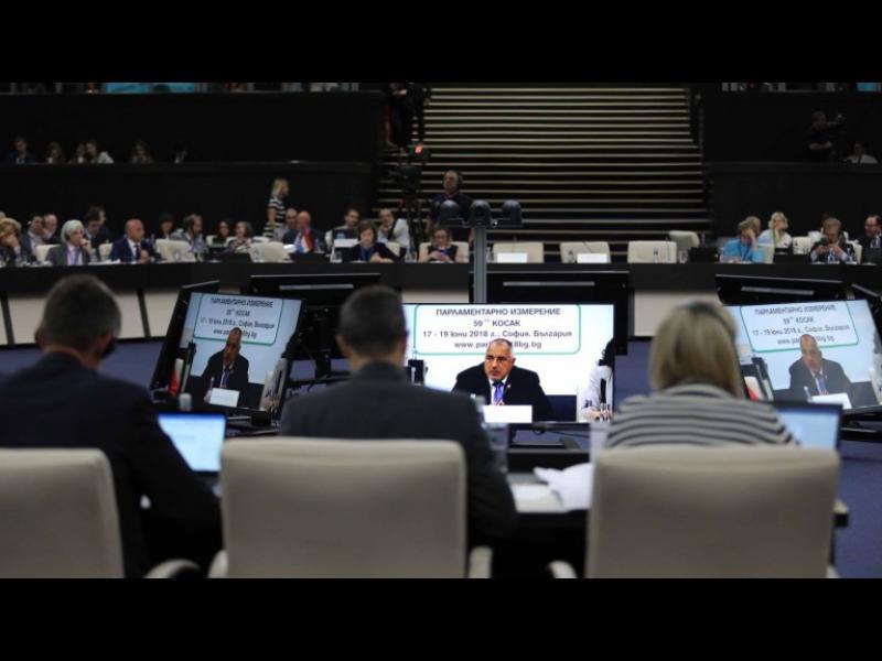 Борисов предлага превантивно затваряне на всички европейски граници - картинка 1