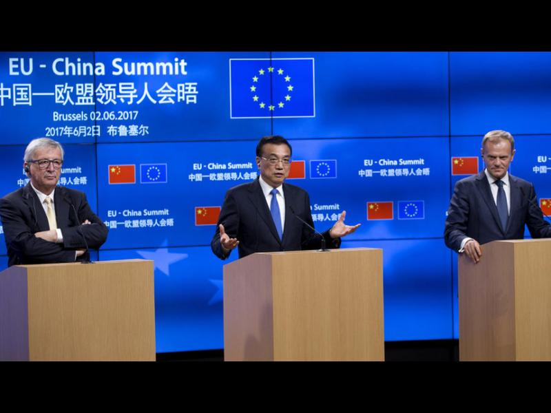 Китай притиска ЕС за антиамерикански съюз в търговията