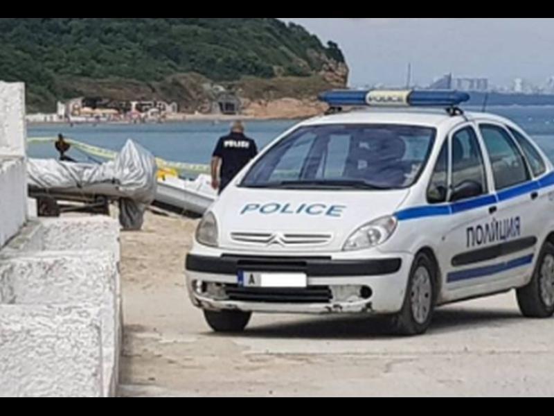 Охранител от НСО намерен мъртъв на плажа в Отманли