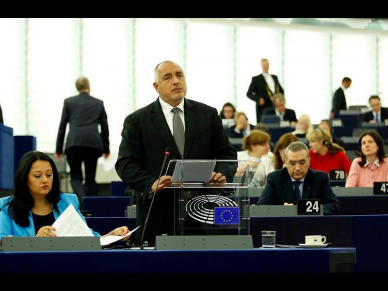Борисов пред Европарламента: Не оставихме камък непоместен