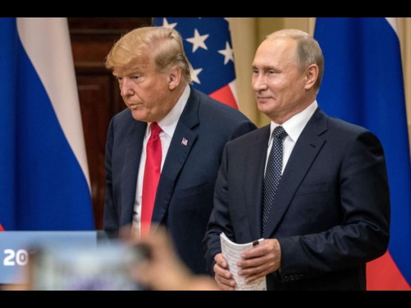 Дори висши републиканци нападнаха Тръмп заради срещата с Путин - картинка 1