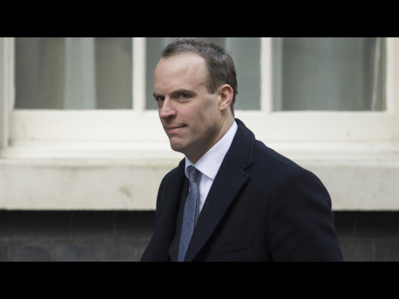 """Новият британски преговарящ за """"Брекзит"""" е Доминик Рааб"""