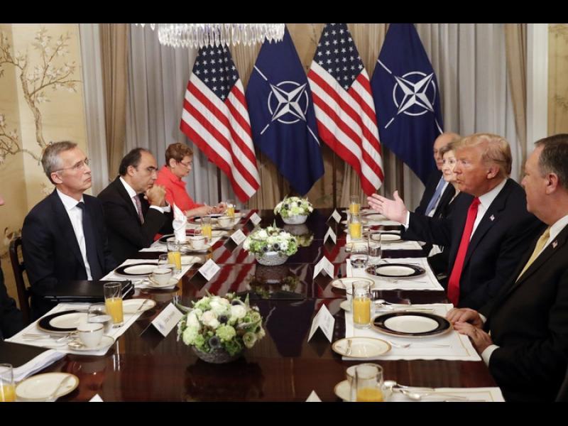 Тръмп атакува Меркел: Германия е заложник на Русия - картинка 1