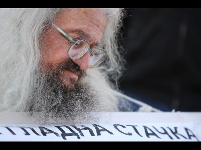 Последен постинг от Босия: Само кукловодите разбират гладната ми стачка