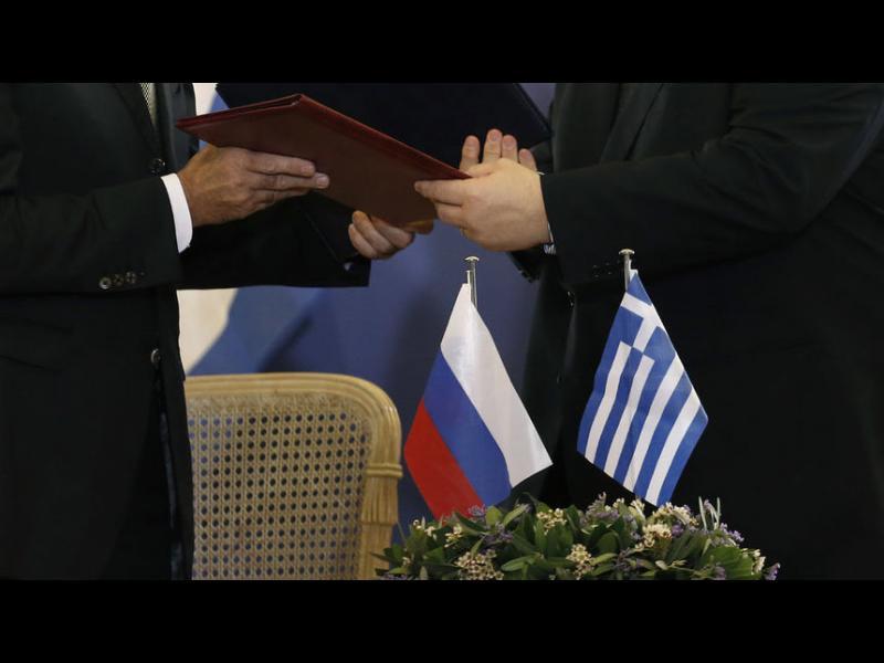 Гърция гони двама руски дипломати заради опити за намеса във вътрешните ѝ работи - картинка 1