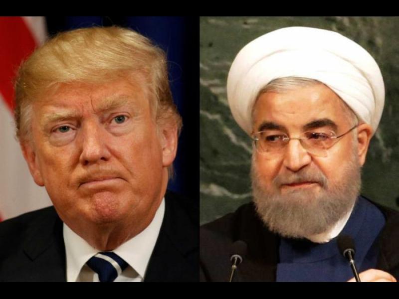 Тръмп и Рохани си размениха остри заплахи