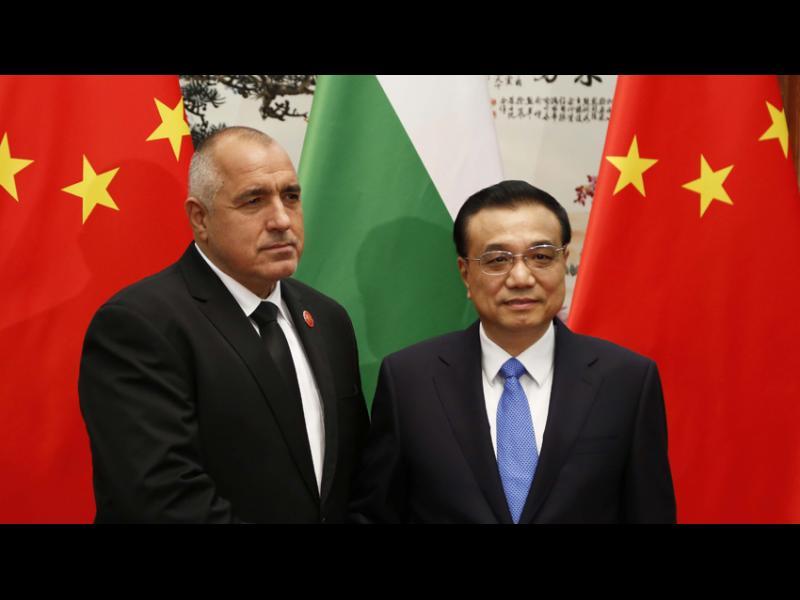 """Китай има интерес да строи АЕЦ """"Белене"""", магистрала и жп линия до Егейско море"""