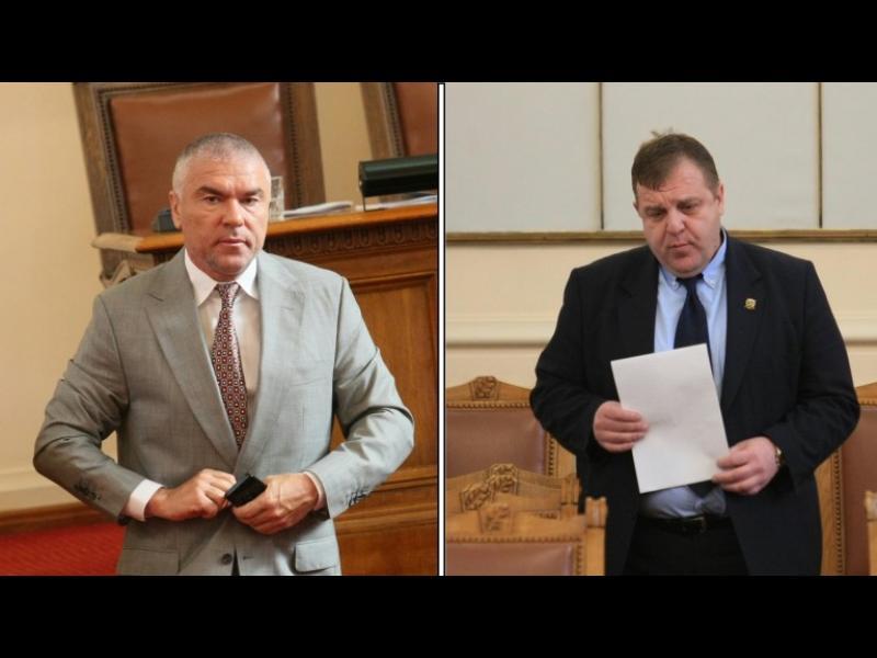 Каракачанов за Марешки: Господинът с жълтите гащи говори глупости