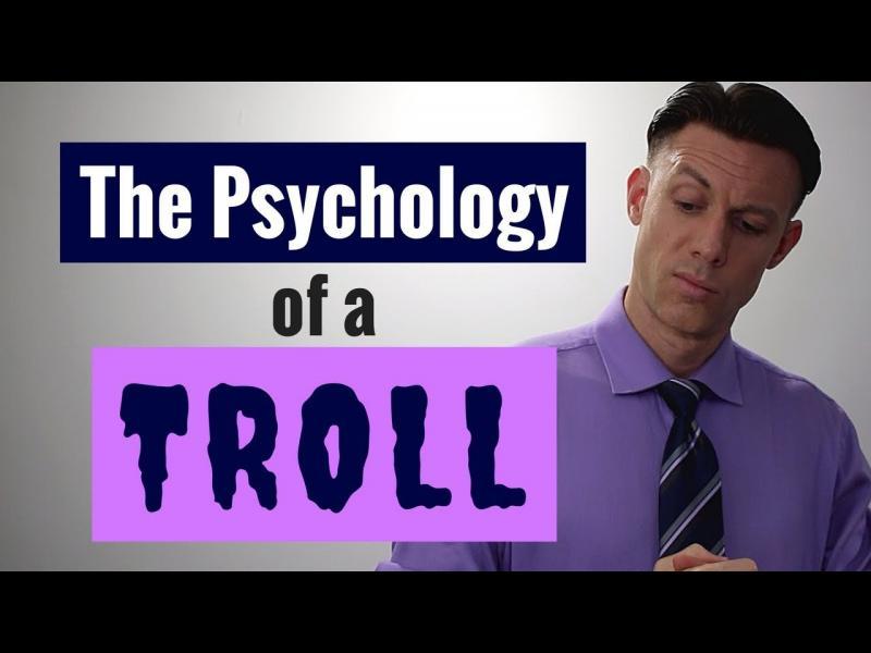 Психология на троловете