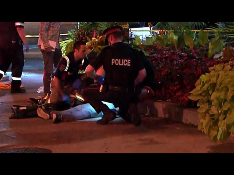 13 ранени и един убит при стрелба в Торонто