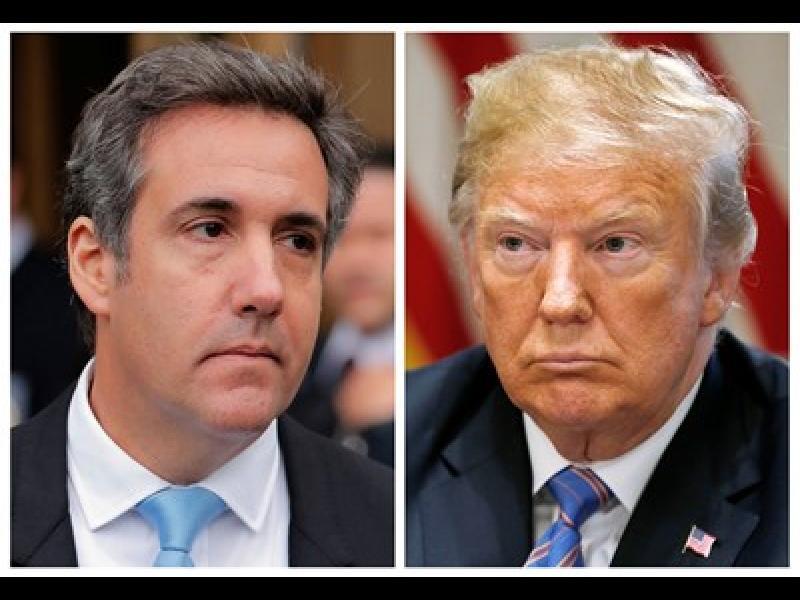 """Тръмп е знаел за """"руската среща"""" на сина си, твърди бившият му адвокат"""