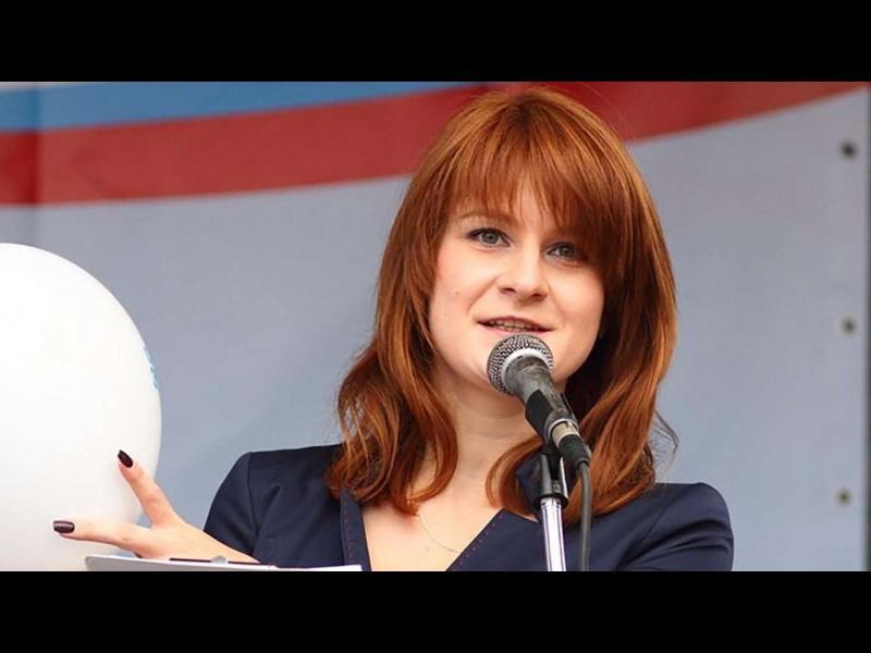 Заподозряната руска агентка Мария Бутина: приказка за секс, лъжи и шпионаж