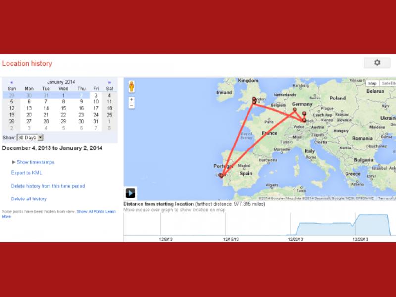 Google призна, че проследява местоположението ни без разрешение