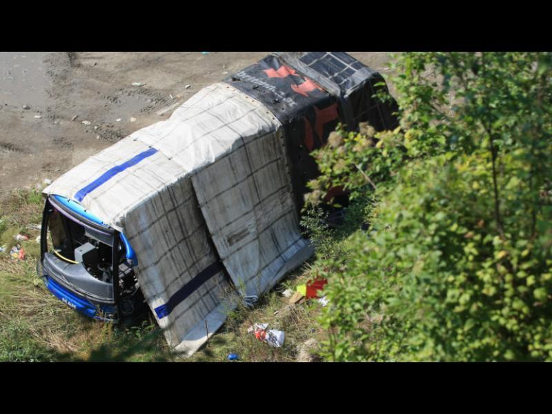 Прокуратурата обвини шофьора на катастрофиралия автобус, жертвите са вече 17