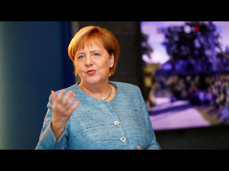 Меркел не е съгласна с връщането на задължителната военна служба в Германия