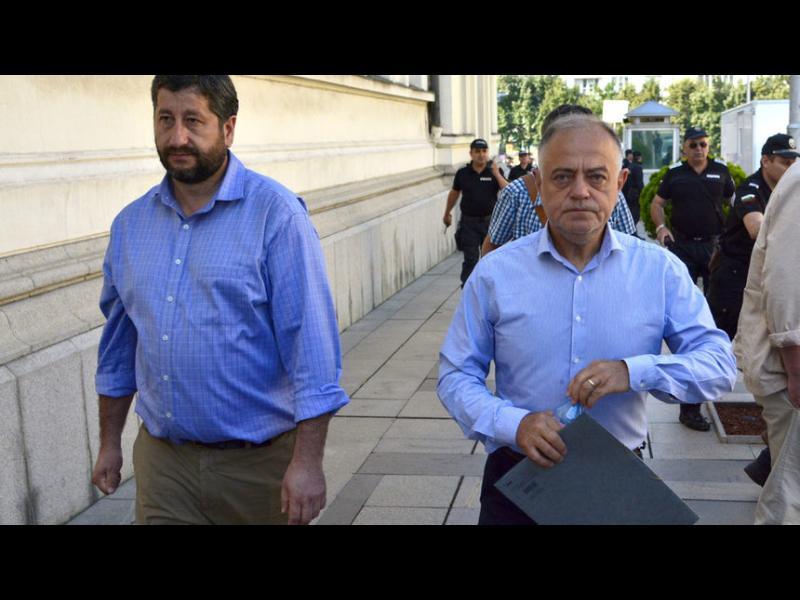 """""""Демократична България"""" настоява Брюксел да провери кризата с Търговския регистър"""