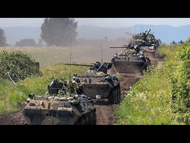 Путин вдигна по тревога войскови части и нареди учения