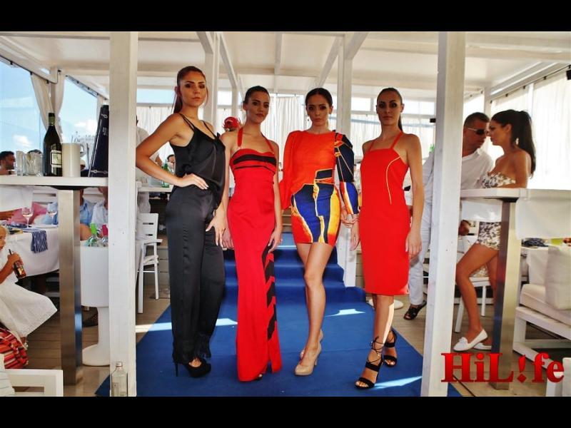 Световни красавици обраха овациите на Grand Glamour Show Marina Dinevi