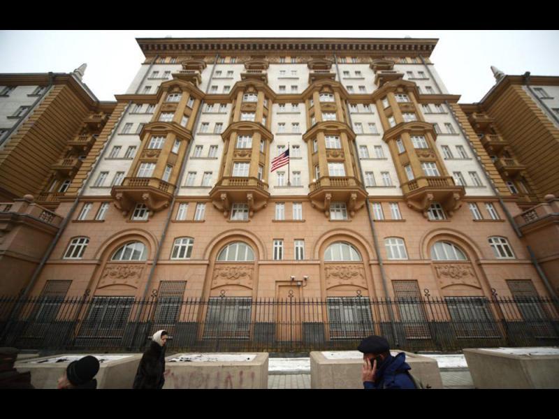 Рускиня, работила в посолството на САЩ в Москва, е заподозряна в шпионаж