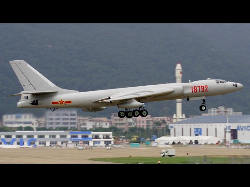 Китай тренира бомбардировки над обекти на САЩ, предупреди Пентагонът