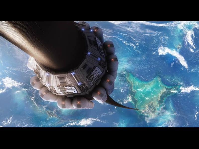 """Япония ще тества мини """"космически асансьор"""" (видео) - картинка 1"""