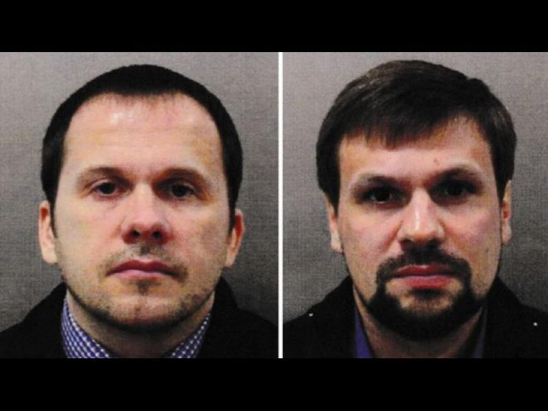 Великобритания обвини Путин за отравянето на Сергей и Юлия Скрипал