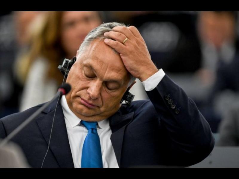 EП задейства процедура, с която да лиши Унгария от право на глас в ЕС