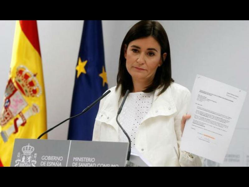 Испанска министърка подаде оставка заради изплагиатствана дипломна - картинка 1