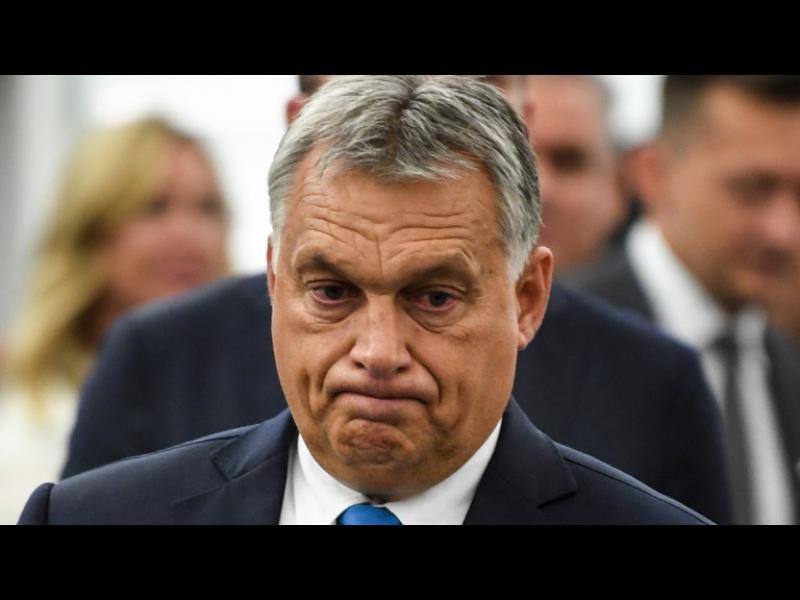 """Бурен дебат в ЕП: Орбан се опълчи на """"изнудващия"""" Брюксел"""
