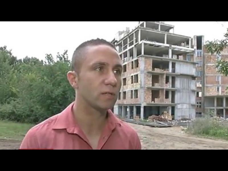 """Нападнаха и биха репортера на """"Господари на ефира"""" Димитър Върбанов"""