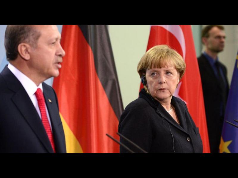 Ердоган не е добре дошъл в Германия