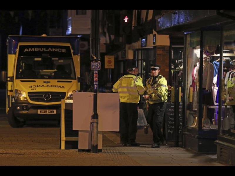 Паника в Солсбъри - пак отровени руснаци. Не било новичок