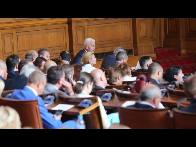 Президентът Радев спъна смяната на министрите на Борисов - картинка 1