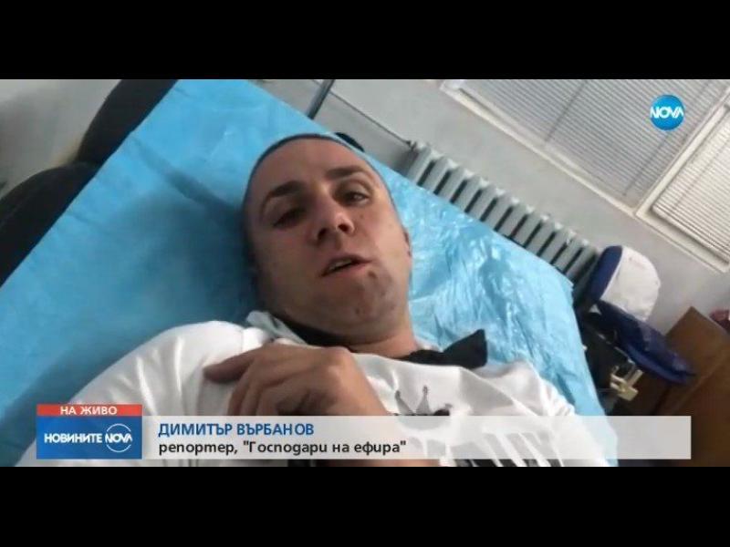 """Прокуратурата обмисля дали да обвини репортера на """"Господари на ефира"""" за лъжесвидетелстване (видео)"""