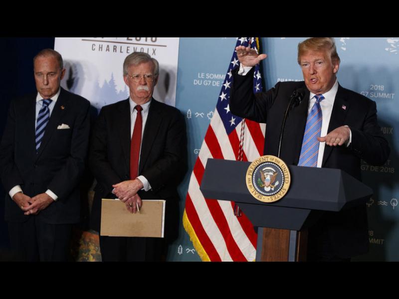 Съветник на Тръмп заплаши със санкции Международния наказателен съд в Хага