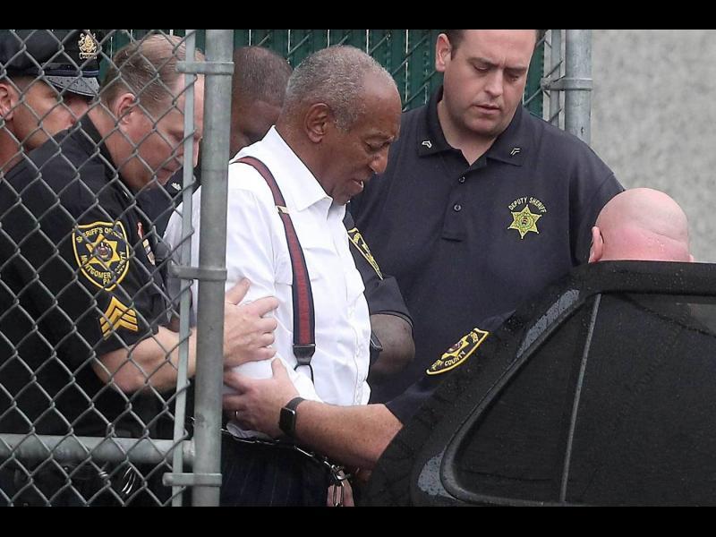 Бил Косби е първата звезда, осъдена на затвор в кампанията #MeToo
