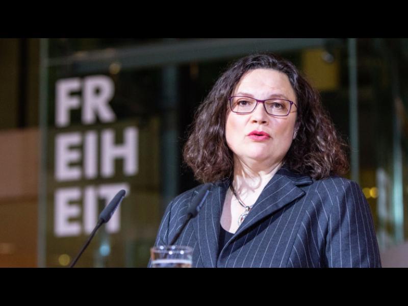 Социалдемократите с ултиматум към Меркел, плашат с излизане от коалицията