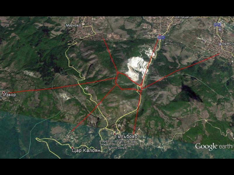Жителите на пет села отново ще блокират околовръстното на Пловдив