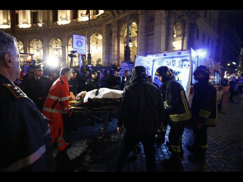 Най-малко 30 души са ранени при инцидент в метрото в Рим