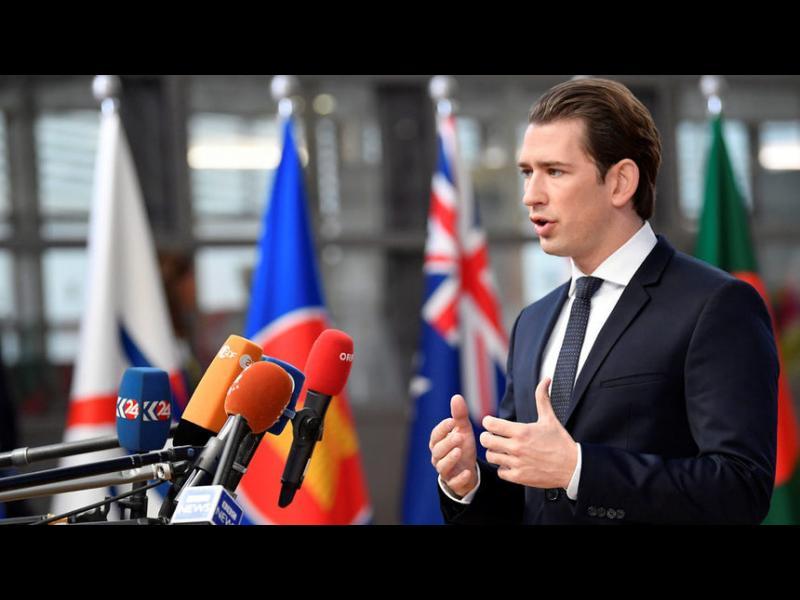 Австрия се отказва от пакта на ООН за миграцията