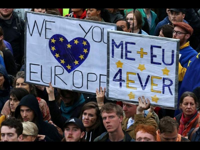 """Лордовете искат втори референдум за """"Брекзит"""""""