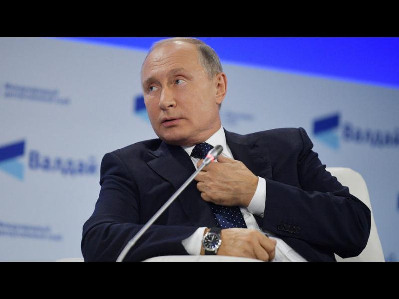 Путин: Руснаците ще отидат в рая като мъченици при ядрена война