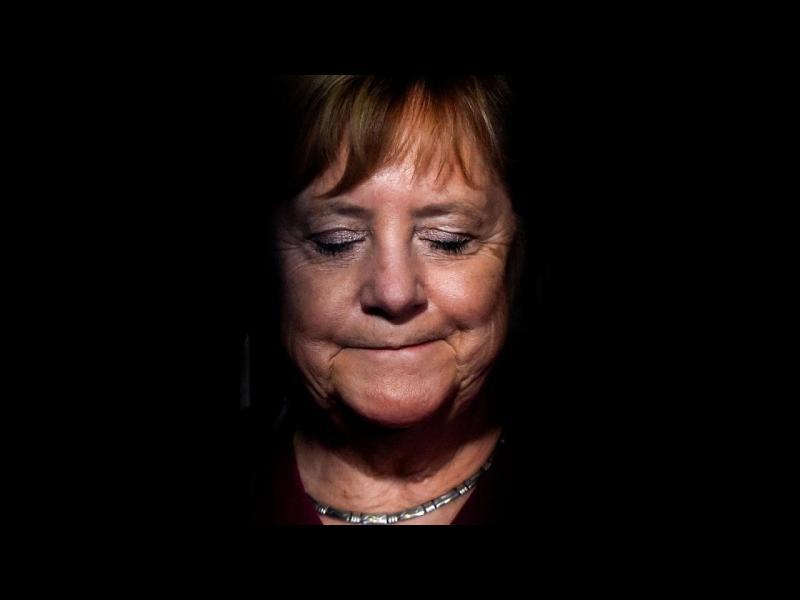 Ангела Меркел хвърля оставка като лидер на Християндемократическия съюз